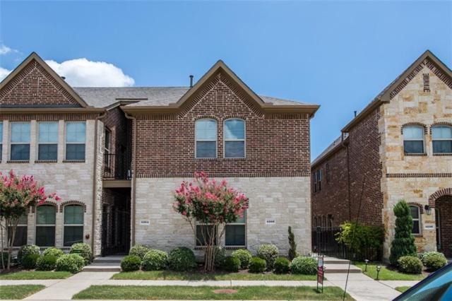 4260 Kiowa Drive, Carrollton, TX 75010 (MLS #13858479) :: Team Hodnett