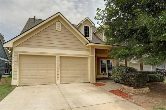 9924 Tanglebrush Drive, Mckinney, TX 75070 (MLS #13859284) :: Magnolia Realty