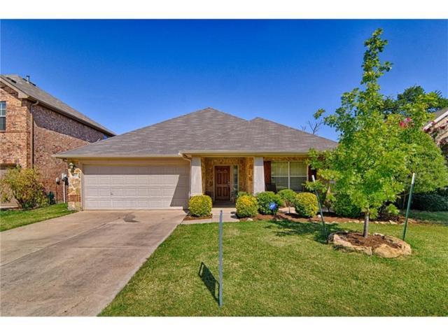 612 Creekside Drive, Little Elm, TX 75068 (MLS #13859427) :: Team Hodnett