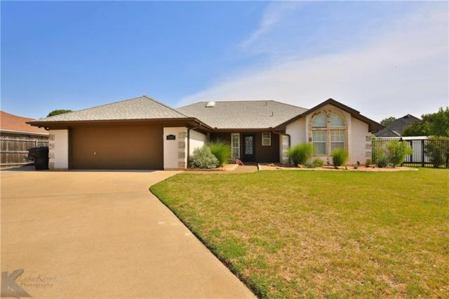 5142 Big Sky Drive, Abilene, TX 79606 (MLS #13859506) :: Team Hodnett