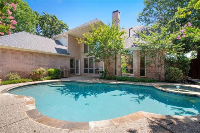 111 Tennyson Place, Coppell, TX 75019 (MLS #13859804) :: Team Hodnett