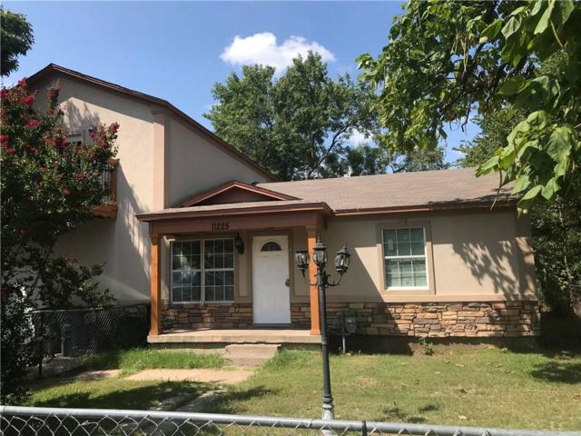 11225 Iris Drive, Balch Springs, TX 75180 (MLS #13859846) :: RE/MAX Landmark