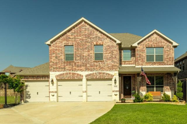 15201 Mallard Creek Street, Fort Worth, TX 76262 (MLS #13859893) :: NewHomePrograms.com LLC
