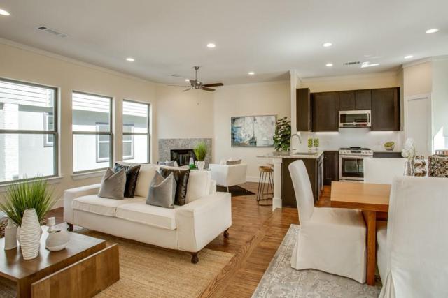 5905 Ross Avenue #3, Dallas, TX 75206 (MLS #13860387) :: Baldree Home Team