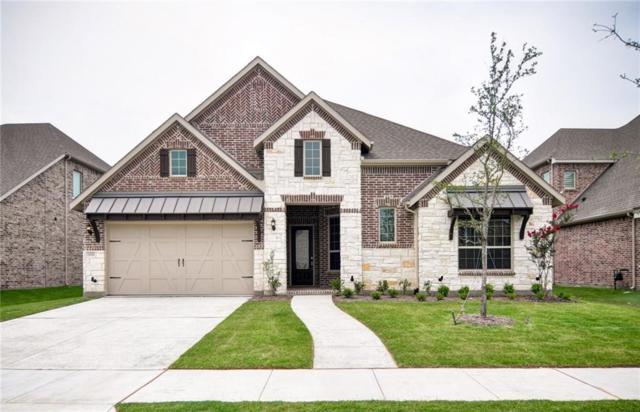 11106 San Pedro Street, Frisco, TX 75035 (MLS #13860466) :: Kimberly Davis & Associates