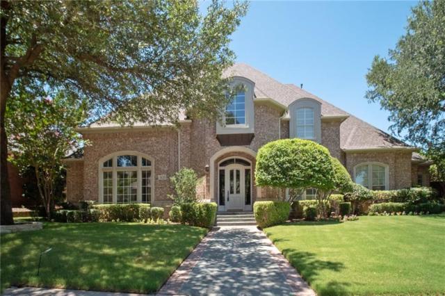 4625 Post Oak Drive, Frisco, TX 75034 (MLS #13861297) :: The Real Estate Station