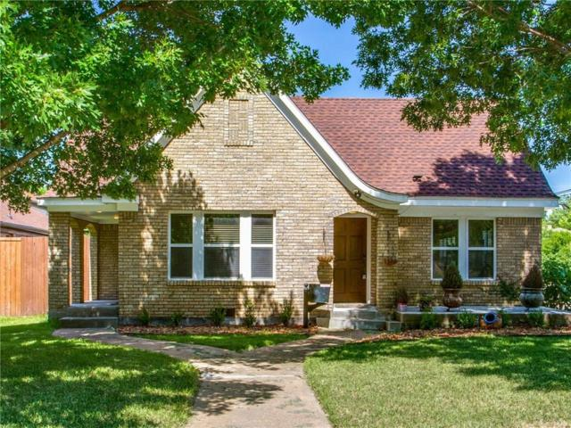 2100 Tremont Avenue, Fort Worth, TX 76107 (MLS #13861343) :: The Chad Smith Team