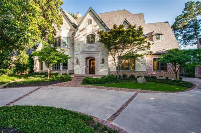 6122 Desco Drive, Dallas, TX 75225 (MLS #13861468) :: Baldree Home Team