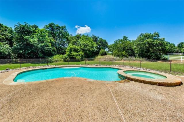 6525 Gehrig Circle, Burleson, TX 76028 (MLS #13861533) :: Team Hodnett