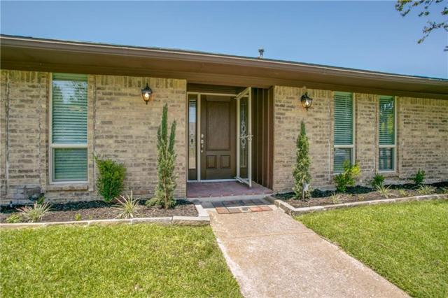2505 Stonemoss Drive, Plano, TX 75075 (MLS #13862320) :: Robbins Real Estate Group