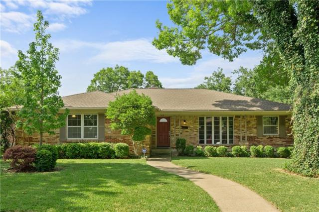 5218 Enchanted Lane, Dallas, TX 75227 (MLS #13862844) :: Team Hodnett