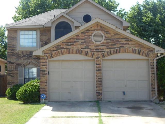 1137 Seneca Place, Lewisville, TX 75067 (MLS #13862961) :: Baldree Home Team