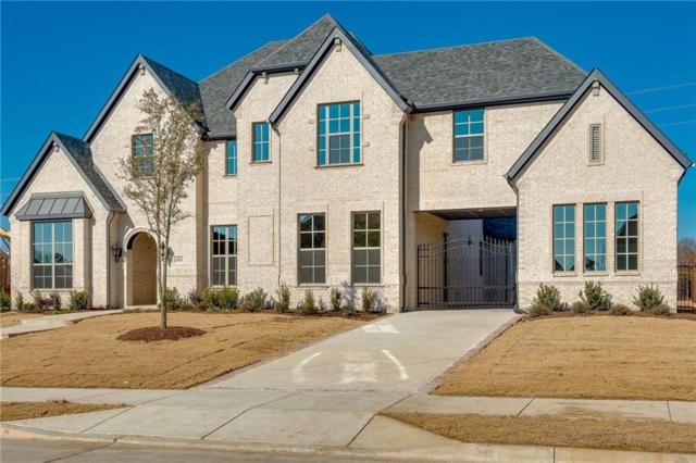 1011 Cliff Creek Drive, Prosper, TX 75078 (MLS #13863119) :: Kimberly Davis & Associates