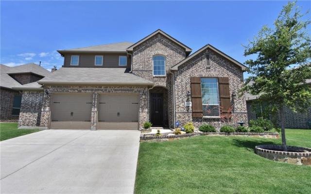 1016 Mesa Crest Drive, Fort Worth, TX 76052 (MLS #13863725) :: Team Hodnett