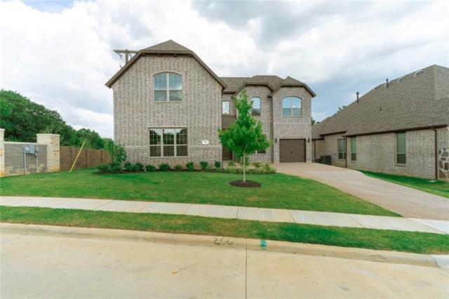 200 Waterview Court, Hickory Creek, TX 75065 (MLS #13863875) :: North Texas Team | RE/MAX Lifestyle Property