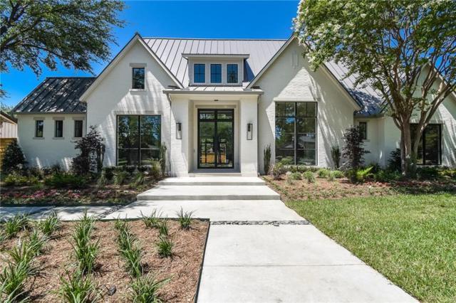 4431 Myerwood Lane, Dallas, TX 75244 (MLS #13863942) :: Magnolia Realty