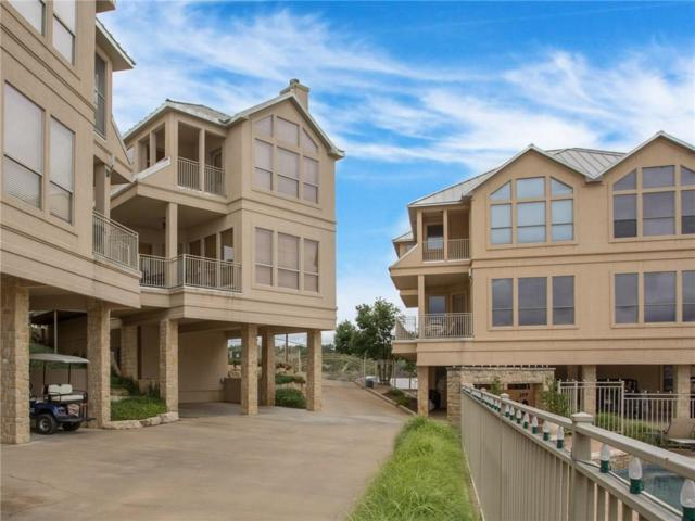 3002 Upcreek Alley #16, Possum Kingdom Lake, TX 76475 (MLS #13864146) :: Baldree Home Team
