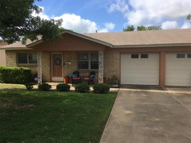 732 Brookfield Drive, Hurst, TX 76053 (MLS #13864702) :: The Chad Smith Team