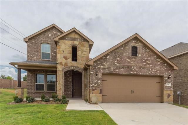 305 Oliver Court, Kennedale, TX 76060 (MLS #13864803) :: Kimberly Davis & Associates
