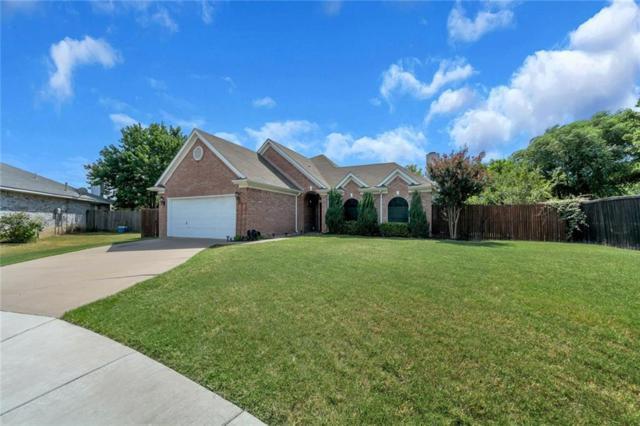 1529 Merritt Drive, Flower Mound, TX 75028 (MLS #13865232) :: Baldree Home Team