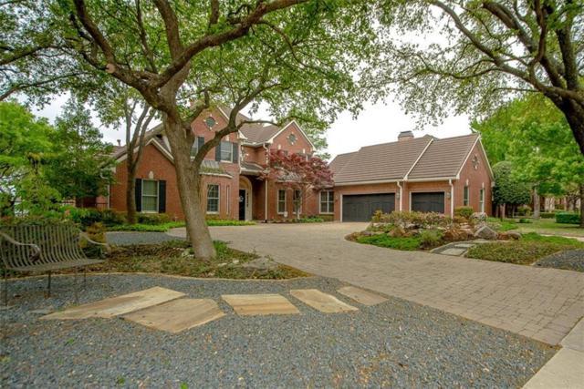 4821 Augusta Drive, Frisco, TX 75034 (MLS #13865464) :: Team Hodnett