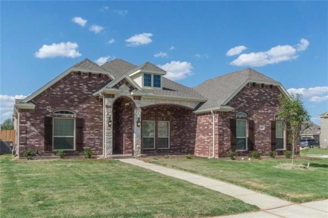 1613 Montelena Avenue, Kennedale, TX 76060 (MLS #13865812) :: RE/MAX Landmark