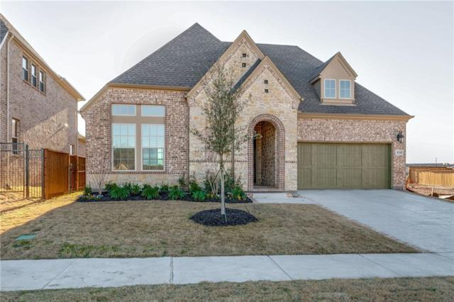 830 Manchester Avenue, Prosper, TX 75078 (MLS #13865868) :: Real Estate By Design