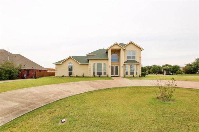185 Mustang Drive, Sunnyvale, TX 75182 (MLS #13865922) :: Team Hodnett