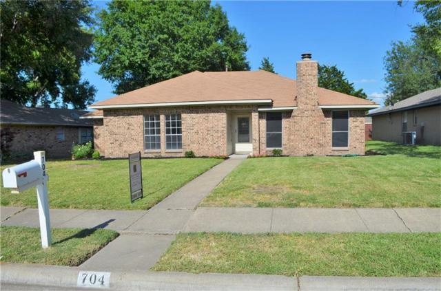 704 Robinlynn Street, Mesquite, TX 75149 (MLS #13865945) :: Team Hodnett