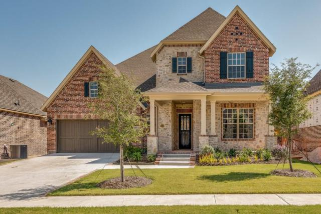 801 Manchester Avenue, Prosper, TX 75078 (MLS #13866874) :: Real Estate By Design