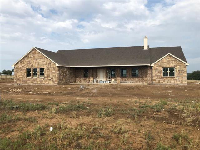165 El Dorado Trail, Millsap, TX 76066 (MLS #13866950) :: RE/MAX Town & Country