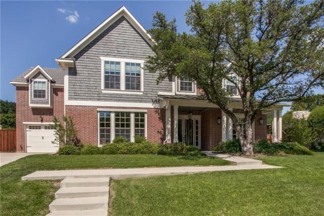 434 Fall Creek Drive, Richardson, TX 75080 (MLS #13867004) :: Kimberly Davis & Associates