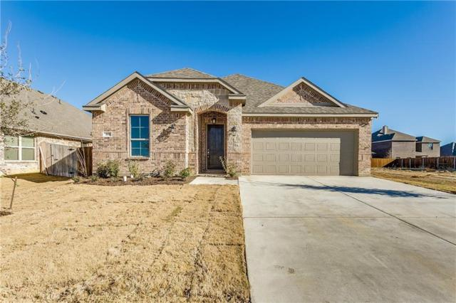 409 Panchasarp Drive, Crowley, TX 76036 (MLS #13867223) :: The Mitchell Group