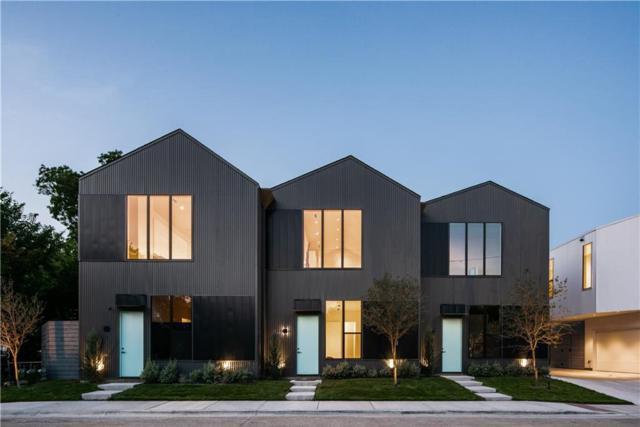 1504 Burlew Street #102, Dallas, TX 75204 (MLS #13867476) :: Magnolia Realty