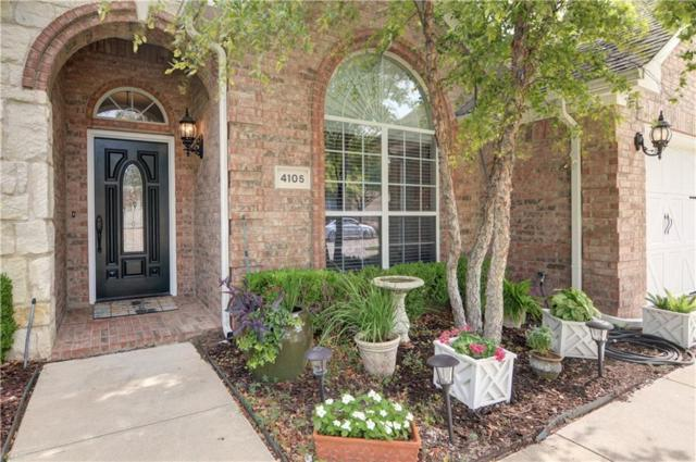 4105 Ainsly Lane, Fort Worth, TX 76244 (MLS #13867776) :: Cassandra & Co.