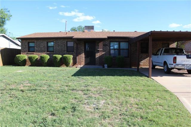 3149 Vogel Street, Abilene, TX 79603 (MLS #13867793) :: RE/MAX Landmark