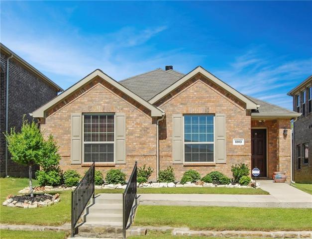 5913 Burgundy Rose Drive, Fort Worth, TX 76123 (MLS #13868474) :: NewHomePrograms.com LLC