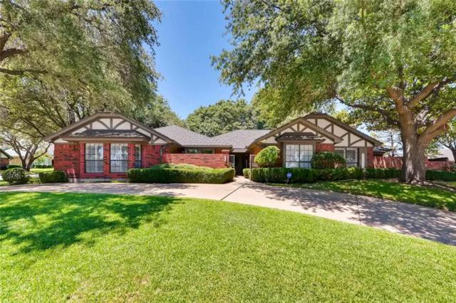 6658 Mike Lane Court, Fort Worth, TX 76116 (MLS #13868589) :: Team Hodnett