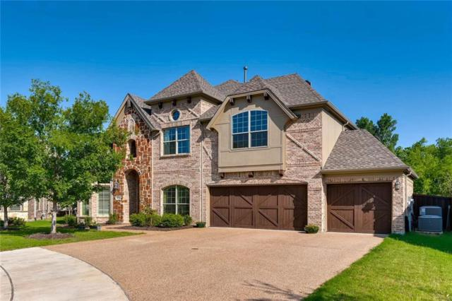 424 Preston Creek Drive, Mckinney, TX 75072 (MLS #13869424) :: RE/MAX Landmark