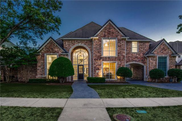 8 Southern Hills Court, Frisco, TX 75034 (MLS #13869631) :: Team Hodnett