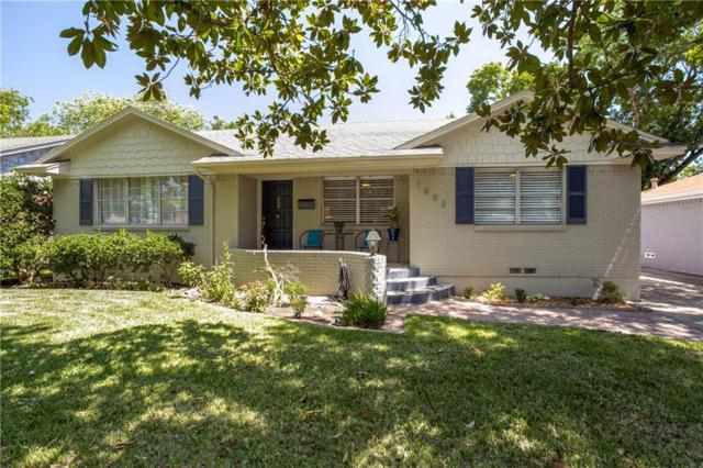 7003 Wake Forrest Drive, Dallas, TX 75214 (MLS #13869783) :: NewHomePrograms.com LLC
