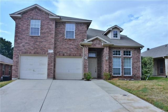 6536 Sierra Madre Drive, Fort Worth, TX 76179 (MLS #13869845) :: The Real Estate Station