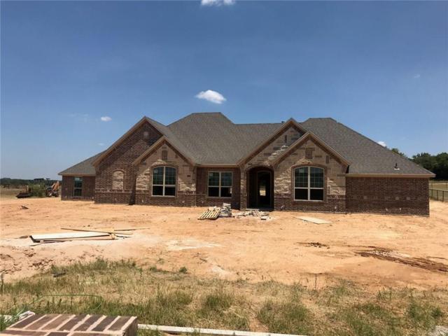 104 Bruce Crandall Court, Weatherford, TX 76088 (MLS #13869938) :: Team Hodnett