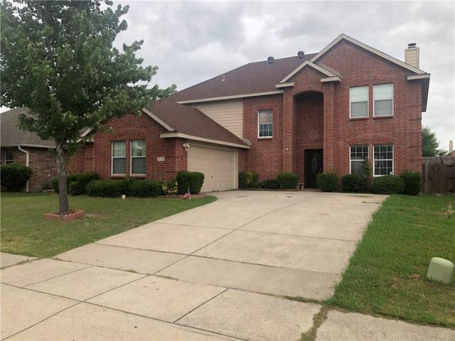 910 Oakcrest Drive, Wylie, TX 75098 (MLS #13870302) :: Team Hodnett
