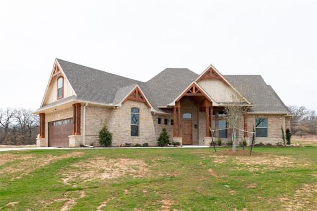 115 Lucky Ridge Lane, Boyd, TX 76023 (MLS #13870335) :: The Heyl Group at Keller Williams