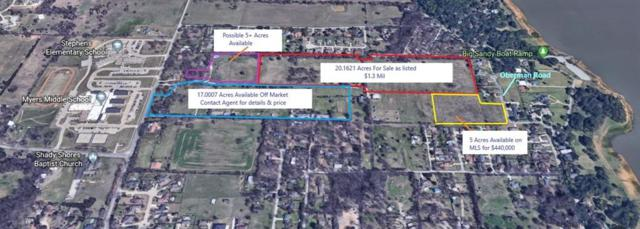 130 N Garza Road, Shady Shores, TX 76208 (MLS #13870524) :: North Texas Team | RE/MAX Advantage