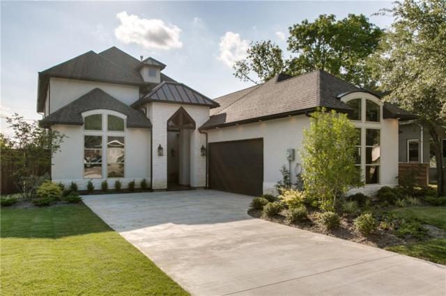 3733 Juniper Drive, Dallas, TX 75220 (MLS #13870805) :: Team Hodnett