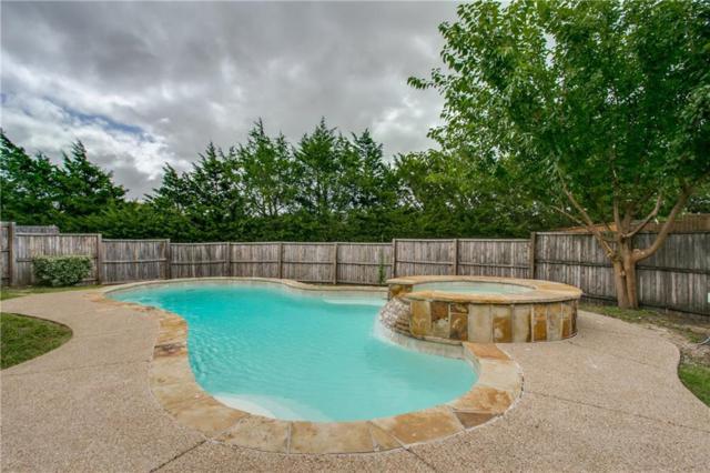 5520 Country View Lane, Frisco, TX 75034 (MLS #13871024) :: Team Hodnett