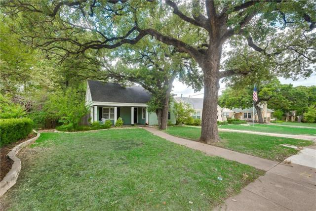 2228 Yucca Avenue, Fort Worth, TX 76111 (MLS #13871137) :: Team Hodnett