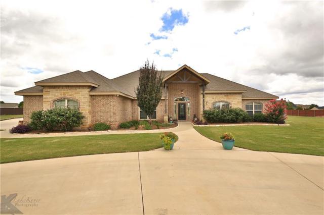 133 Peach Blossom Drive, Abilene, TX 79602 (MLS #13871411) :: Magnolia Realty